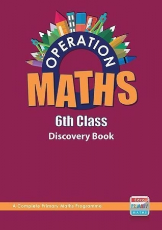 Operation Maths 6 - Discovery & Assessment Pack