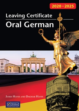 Oral German,2020-25(inc cd)
