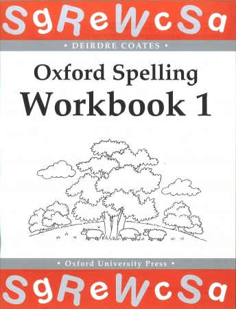Oxford Spelling Workbook 1