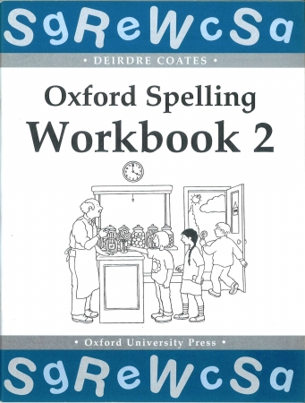 Oxford Spelling Workbook 2