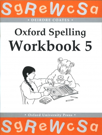 Oxford Spelling Workbook 5
