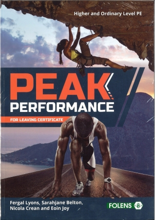 Peak Performance - PE - Textbook & Student Learning Log - Leaving Certificate