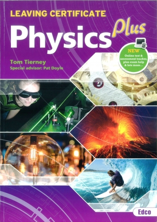 Physics Plus - Textbook - Leaving Certificate Physics