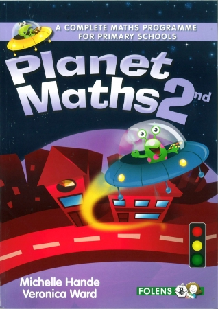 Planet Maths 2 - Textbook - 2nd Edition - Second Class