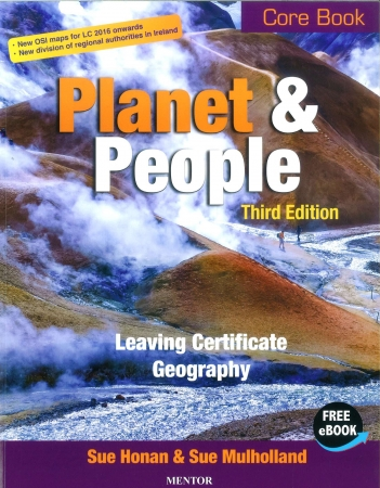 Planet & People Core Textbook - 3rd Edition - Free eBook Included