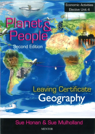 Planet & People - Economic Activities 2nd Edition - Option 4
