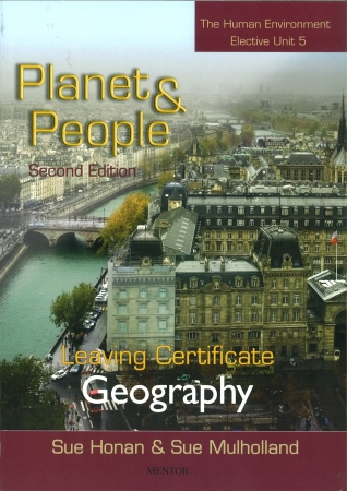 Planet & People - Human Environment 2nd Edition - Option 5