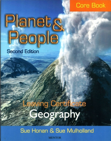 Planet & People - Textbook - 2nd Edition