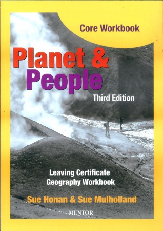 Planet & People Core Workbook - 3rd Edition