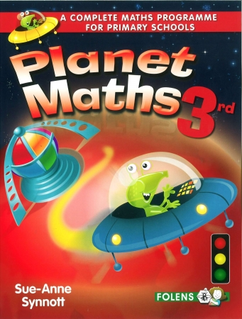 Planet Maths 3 - Textbook - 2nd Edition - Third Class
