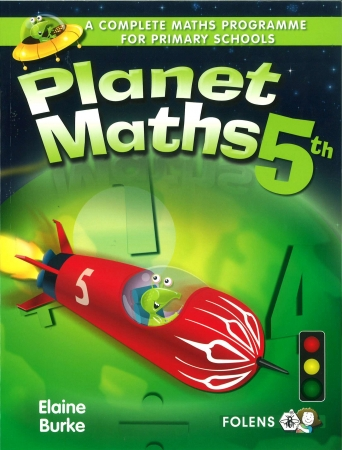 Planet Maths 5 - Textbook - 2nd Edition - Fifth Class