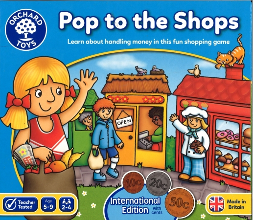 Pop To The Shop International Edition