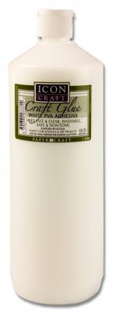 Pva Glue 1 Litre White