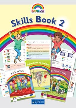 Skills Book 2 - Rainbow Stage Two - Second Class