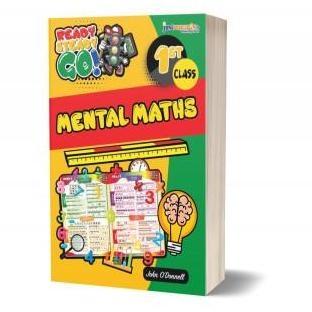 Ready Steady Go Maths 1st Class