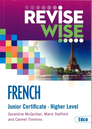 Revise Wise Junior Certificate French Higher Level