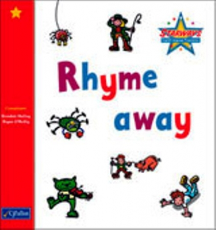 Rhyme Away - Rhyme book - Starways Stage One - Junior & Senior Infants