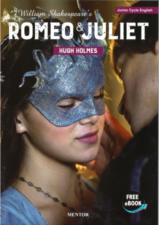 Romeo & Juliet Pack Textbook & Portfolio - Junior Cert English - Mentor Shakespeare Series