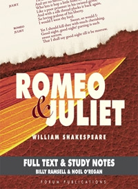 Romeo & Juliet - Junior Cert English - Forum Shakespeare Series
