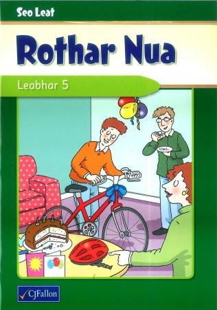 Seo Leat Rothar Nua - Leabhar 5 - Pupil Reader - Fifth Class