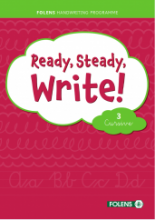 Ready Steady Write - Cursive 3