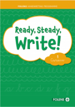 Ready Steady Write - Cursive 1
