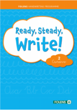 Ready Steady Write - Cursive 2