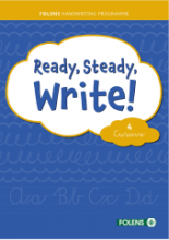 Ready Steady Write 4 - Cursive 4