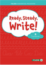 Ready Steady Write - Cursive B Set