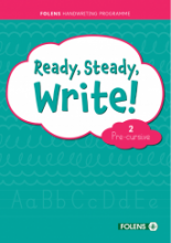 Ready Steady Write - Pre-Cursive 2