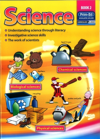 Science - Book 2