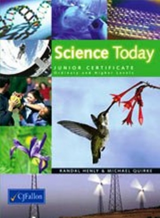Science Today Text & Workbook