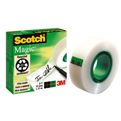 Scotch magic tape 19mmx33m
