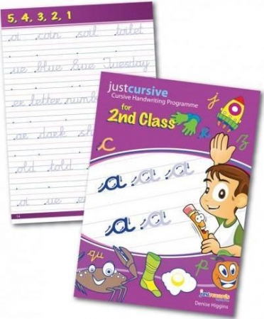 Just Cursive 2nd Class