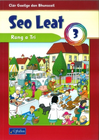 Seo Leat 3 - Pupil Textbook - Third Class