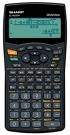 Sharp Scientific Calculator EL-W531B