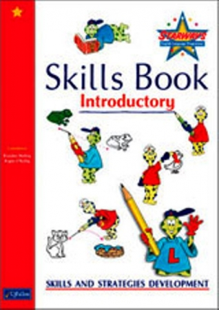 Skills Book Introductory - Starways Stage One - Junior & Senior Infants