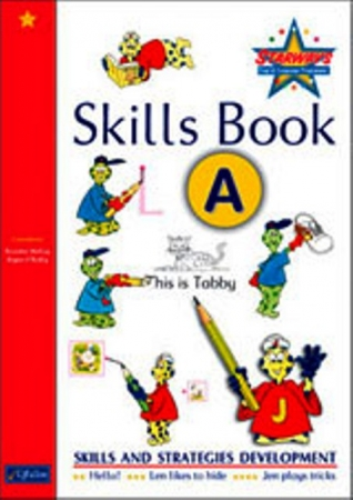 Skills Book A - Starways Stage One - Junior & Senior Infants