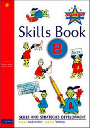 Skills Book B - Starways Stage One - Junior & Senior Infants