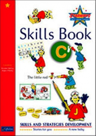 Skills Book C - Starways Stage One - Junior & Senior Infants