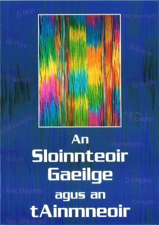 An Sloinnteoir Gaeilge Agus An tAinmneoir