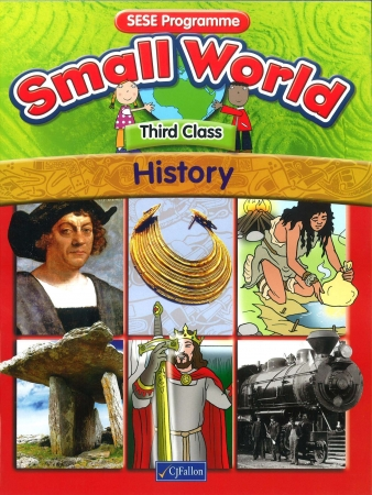 Small World History Textbook Third Class