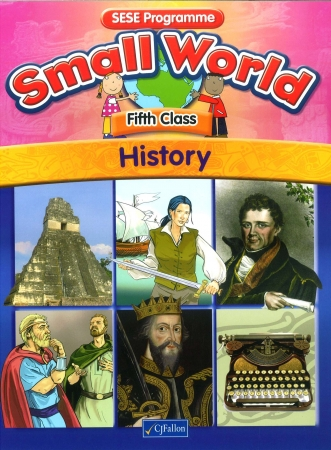 Small World History Textbook Fifth Class