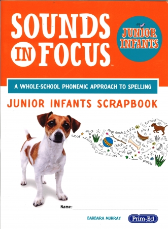Sounds In Focus - Junior Infants Scrapbook