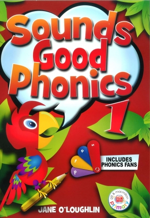 Sounds Good Phonics 1 - Junior Infants Pupil's Book