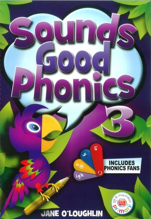 Sounds Good Phonics 3 - 1st Class Pupil's Book