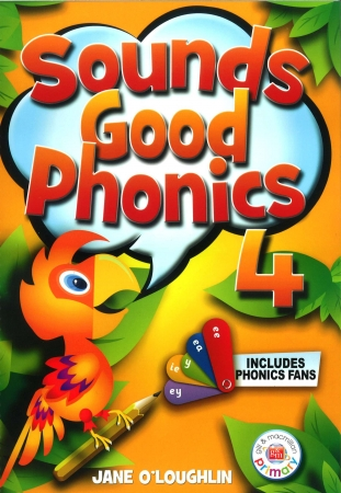 Sounds Good Phonics 4 - 2nd Class Pupil's Book