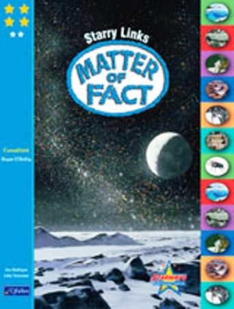Starry Links Matter Of Fact - Core Book 2 - Starways Stage Four - Fifth Class