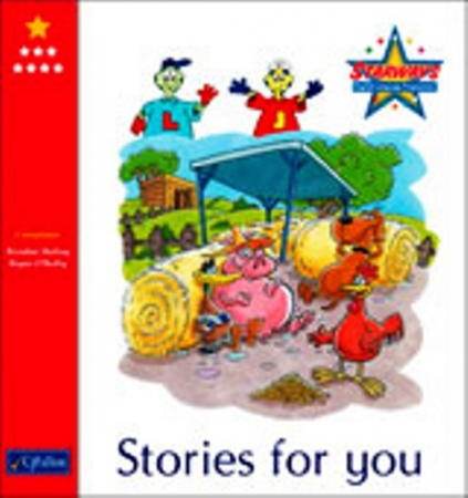 Stories For You - Core Reader 7 - Starways Stage One - Junior & Senior Infants