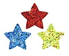 Stickers Colourful Sparkle Stars